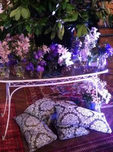 Da will man ja nur noch vom Blütenduft berauscht in die Kissen sinken, oder?