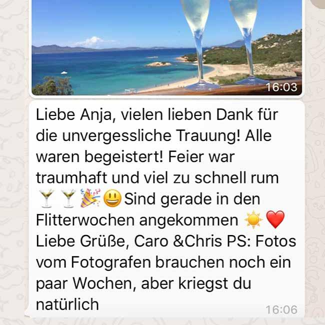 Trauredner München, Traurednerin Anja Hackl, Traurede mit Herz und Stimme.
